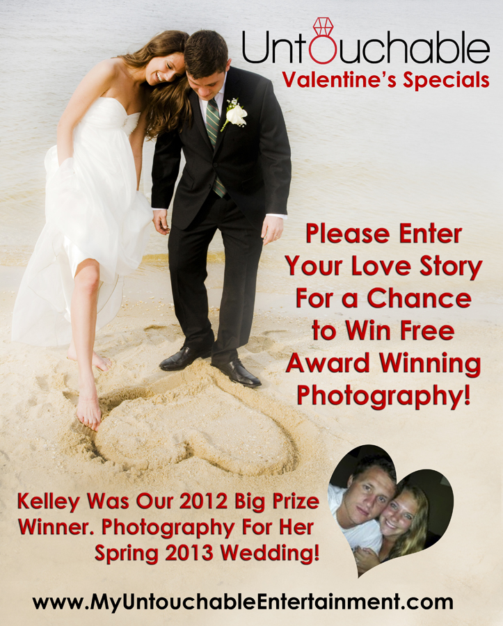NJ Wedding Photography Special Promotion