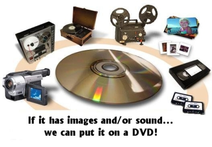 Toms River NJ Transfer Service VHS to DVD