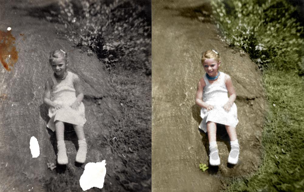 Toms River NJ Photo Restoration Photography Restoration