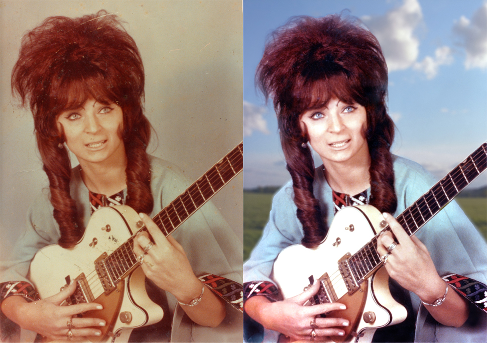 Toms River NJ Photo Restoration Photography Restoration